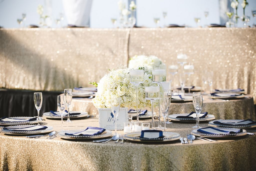 Nova Scotia Wedding Menus Reception Dining