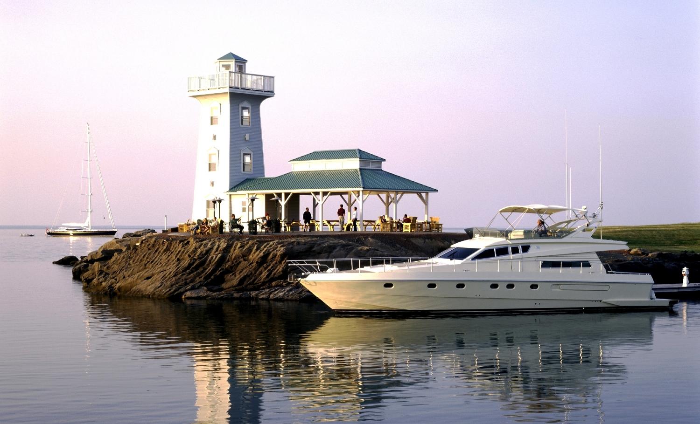 Marina at Fox Harb'r Resort