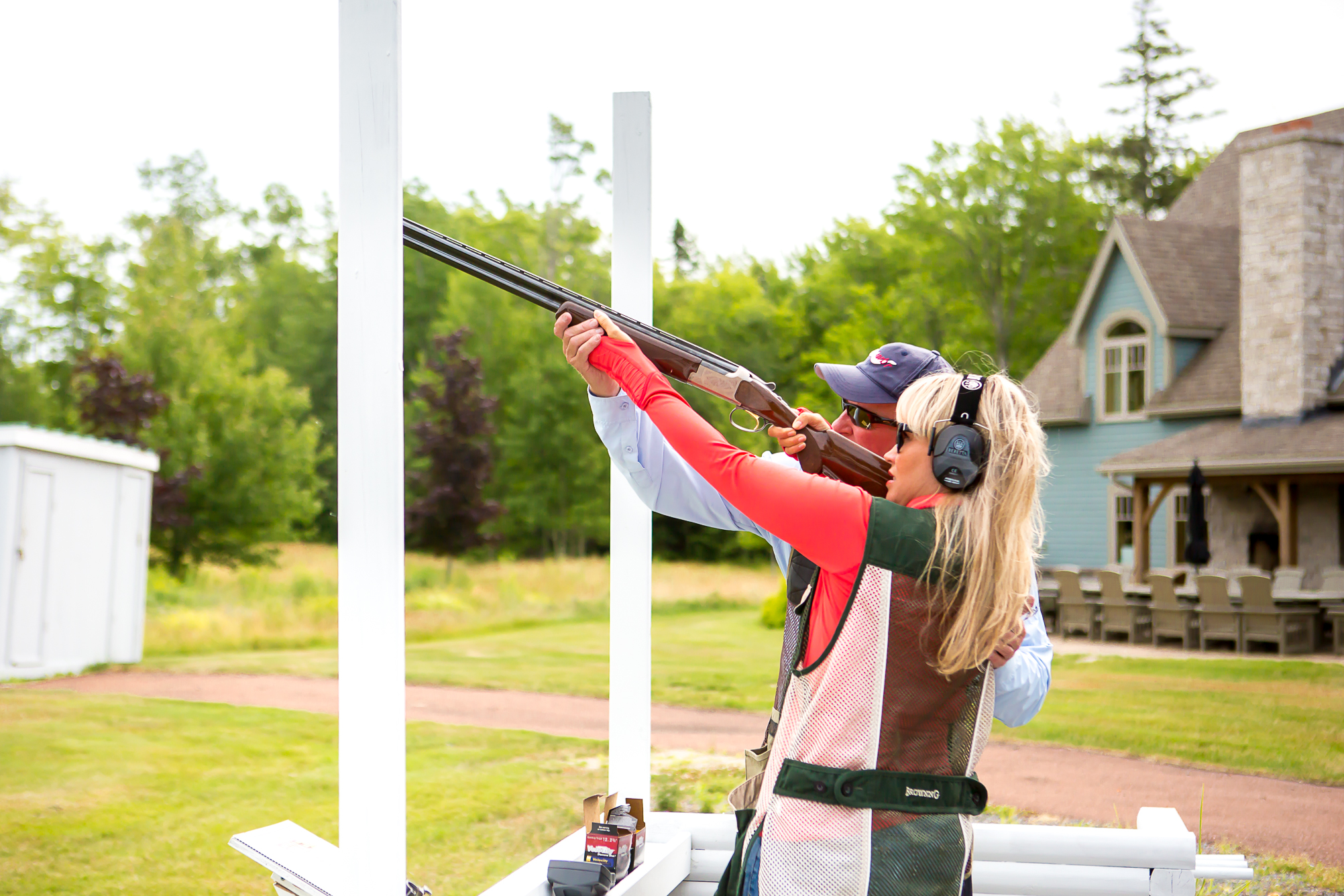 Far from being a boys' club, sport shooting is growing in popularity amongst women, and here's why.