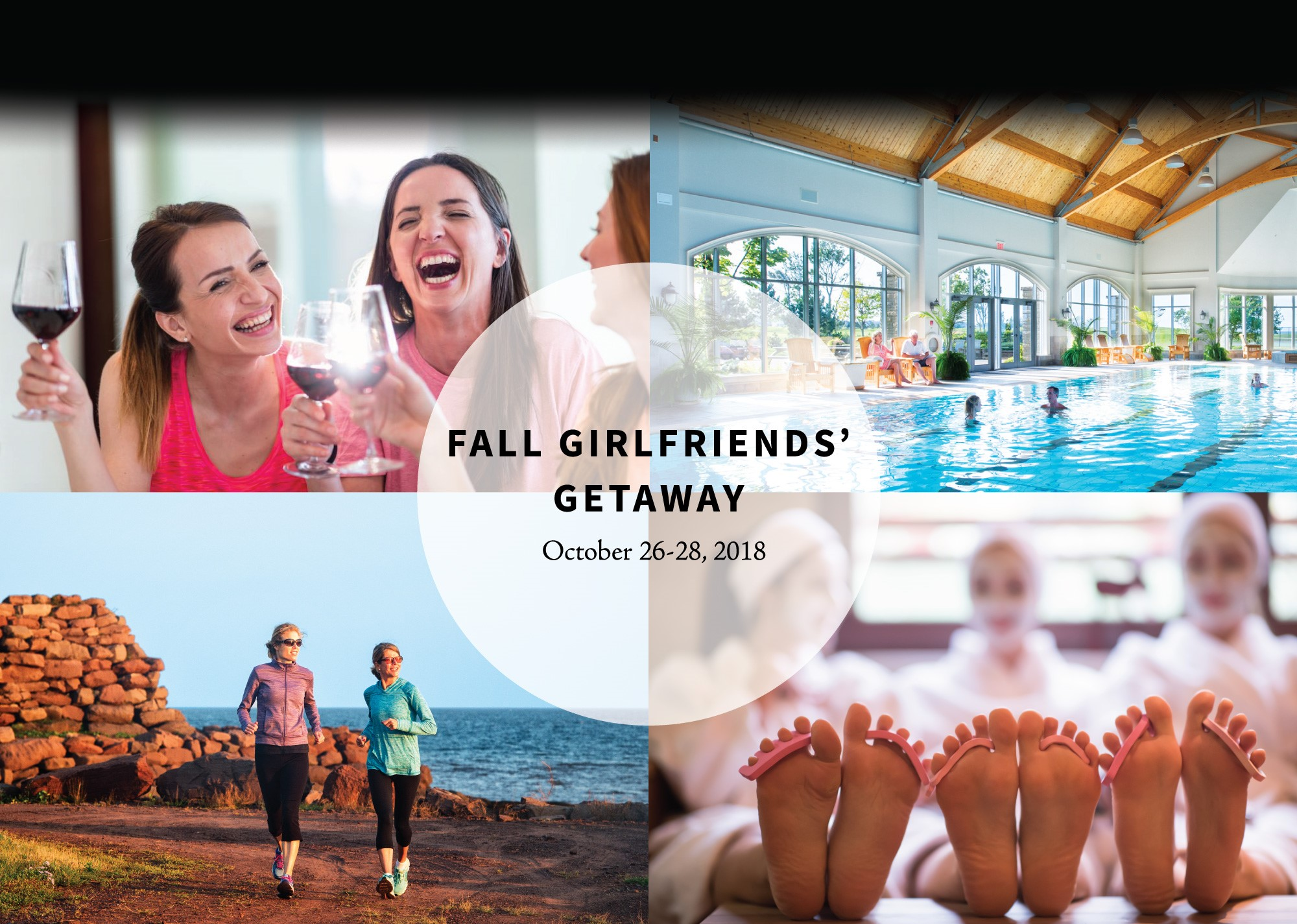 Girls Weekend at Fox Harb'r Resort