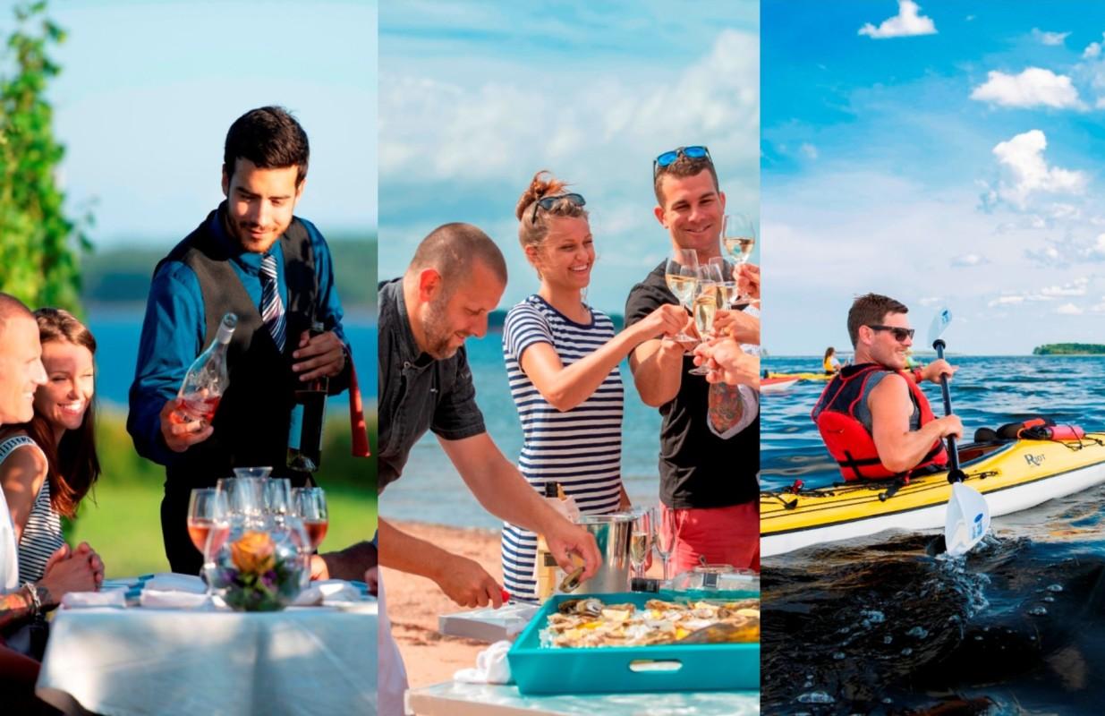 Gourmet Seaside Resort Getaway