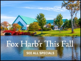 Fox Harbr Resort in Fall