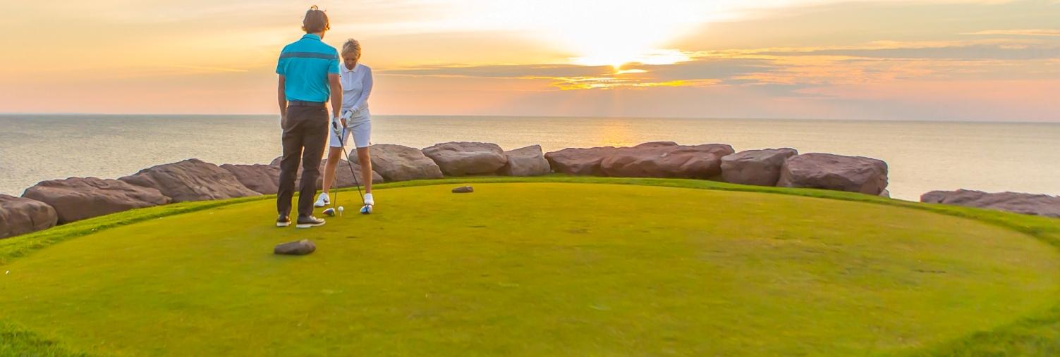 Golf Clinics at Fox Harb'r Resort