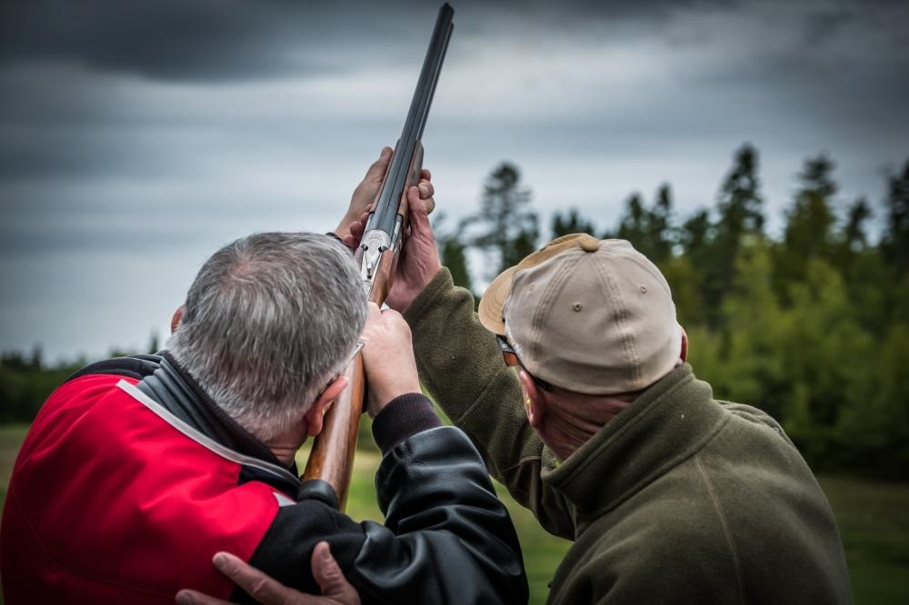 Sport Shooting at Fox Harb'r Resort
