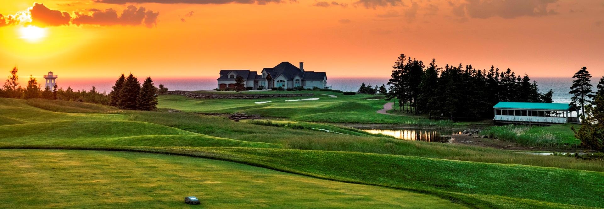 Championship Golf Course